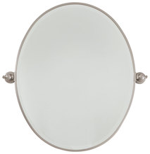 Minka-Lavery 1431-84 - Oval Mirror - Beveled