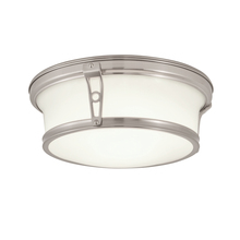 Norwell 5382-BN-SO - Leah Flush Mount - 10""