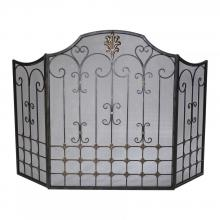 Cyan Designs 01349 - Bronze Fire Screen