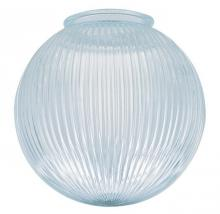 Westinghouse 8533800 - Clear Prismatic Globe, 6-Pack