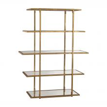 Dimond 1114-171 - Diamond Gold Leaf Frame Shelf