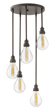 Hinkley 3265IN - Chandelier Denton