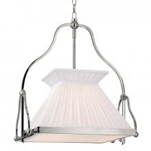 Hudson Valley 4518-PN - 1 Light Chandelier
